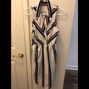 Charlotte Russe Striped Dress